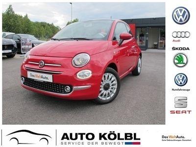 gebraucht Fiat 500 1,2 Lounge Euro6 - Klima Servo Alu Panoramaglasda