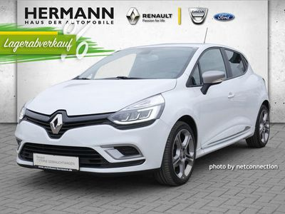 gebraucht Renault Clio IV Intens ENERGY TCe 120 ABS Fahrerairbag E