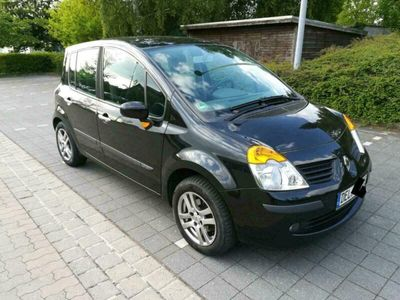 gebraucht Renault Modus 1.6 AHK, Klima, Reifen Top. ...