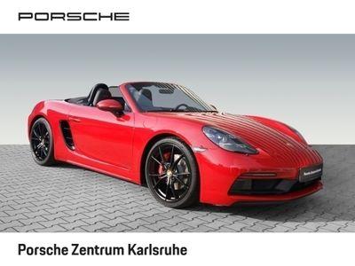 gebraucht Porsche 718 Boxster GTS BOSE LED PDK Interieur-Paket-GTS