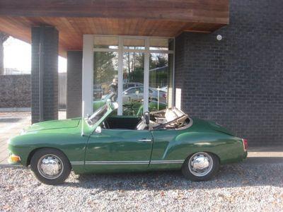 usado VW Karmann Ghia Cabrio