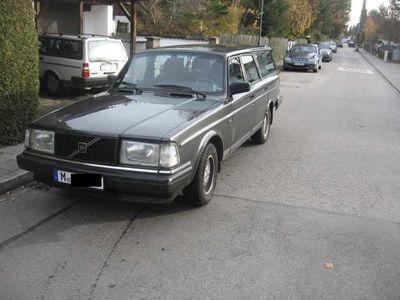 gebraucht Volvo 240 245 US Fast-Vollausstattung Family Edition