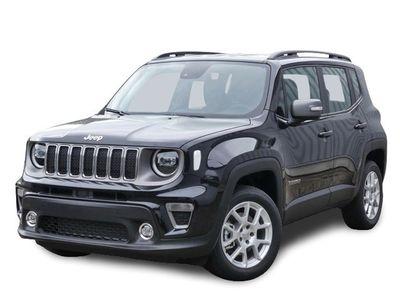 gebraucht Jeep Renegade Limited 4WD 180PS NAVI LED SITZHZG KAMERA