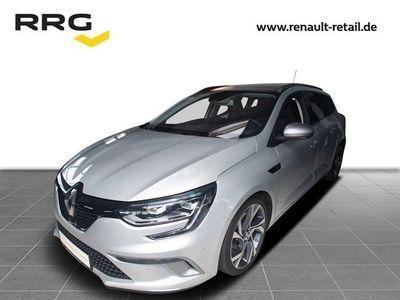 gebraucht Renault Mégane GRANDTOUR IV 1.6 dCi 165 GT EDC EURO 6, A