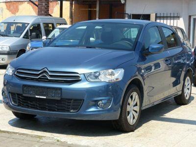 gebraucht Citroën C-Elysee I PureTech 82 Selection Klima,8fach ber.