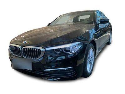 gebraucht BMW 520 520 d EU6d-T ParkAssistent BusinessPaket HeadUp RFK