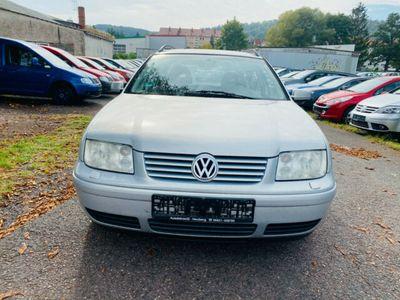 gebraucht VW Bora Variant Highline Klima AHK