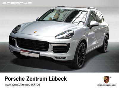 gebraucht Porsche Cayenne Turbo adaptive Sportsitze Soft-Close