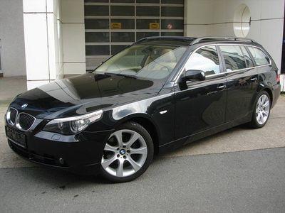 gebraucht BMW 525 i Tour. LPG Autom,Leder,Panor