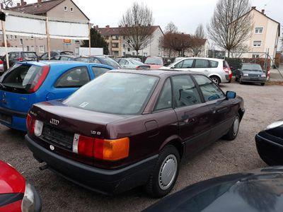 gebraucht Audi 80 -1.8 Liter