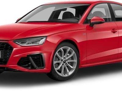 gebraucht Audi A4 A4Limousine 40 TDI S line S tronic Euro 6 MMI