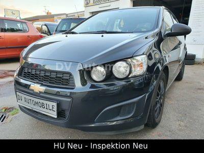 gebraucht Chevrolet Aveo Schrägheck LS*HU Neu-Insp.Neu-1.Hand+AH*