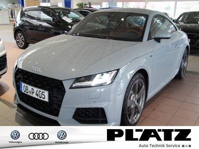 gebraucht Audi TT Coupé Matrix-LED Navi Klima OLED Rückfahrkamera