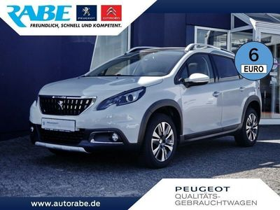 gebraucht Peugeot 2008 Allure 130 PT Grip-Control+Panorama+Sitzhzg
