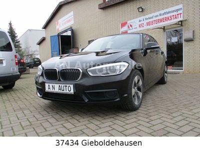 gebraucht BMW 118 d EURO 6 Lim. 5-trg. Tüv/Insp.NEU,WiRä,Garant als Limousine in Gieboldehausen
