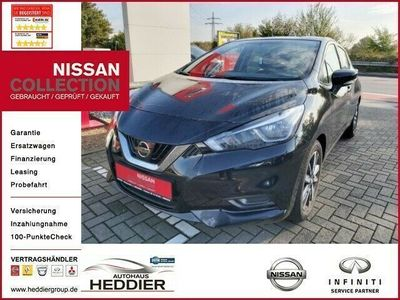 gebraucht Nissan Micra Acenta *NAVI, KLIMAAUTOMATIK, ANDROID AUTO, CARPLAY*
