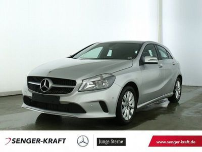 używany Mercedes A180 STYLE+MEDIA-DISPLAY+KEYLESS-GO+KLIMA+SITZH