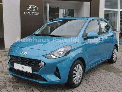 gebraucht Hyundai i10 1.0 Trend
