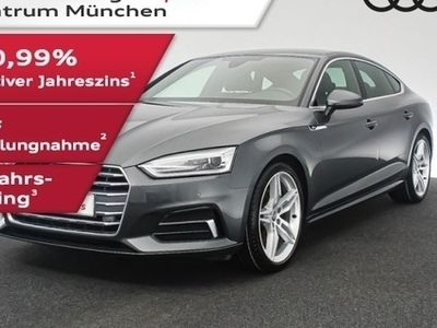 "gebraucht Audi A5 Sportback 35 TDI S tronic S line 19""Zoll/AHK/Navi+/Kamera"