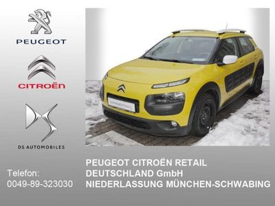 gebraucht Citroën C4 Cactus BlueHDi 100 Stop&Start Feel Edition