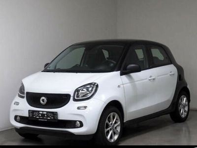 gebraucht Smart ForFour 66 KW TURBO TWINAMIC COOL & AUDIO-