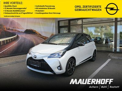 gebraucht Toyota Yaris Style Selection | Kamera | DAB | LM-Räder
