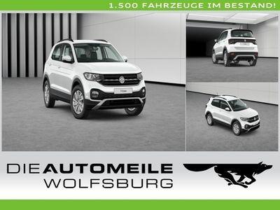 gebraucht VW T-Cross - 1.0 TSI Comfortline ACC/Multilenk/Sitzhz