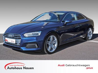 gebraucht Audi A5 Coupe sport 2.0 TFSI S tronic (Alcantara) Navi Xe