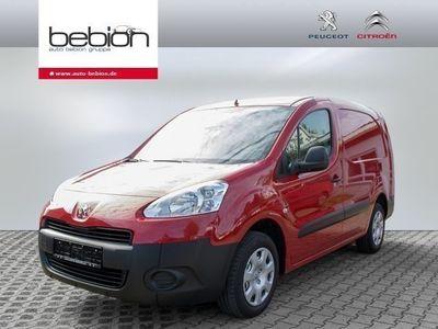 gebraucht Peugeot Partner 1.6 HDi 90 L2 FAP Komfort PDC