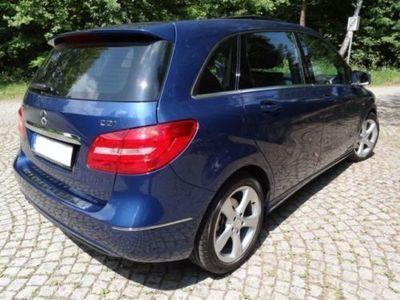 gebraucht Mercedes B180 CDI (BlueEFFICIENCY) 7G-DCT