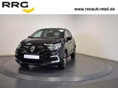 gebraucht Renault Captur 1.3 TCe 130 GPF EU6d-TEMP Limited Inspekt