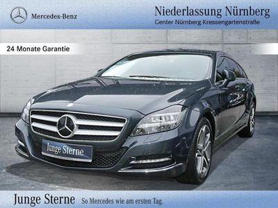 gebraucht Mercedes CLS250 CDI BE SB Sport Leder Xenon Automatik Sportpaket