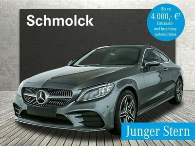 gebraucht Mercedes C200 4M Coup*AMG*PANO*MULTIBEAM*ADV.ASSIS*ADV.I
