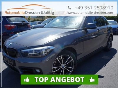 gebraucht BMW 120 iA Edition Sport Line Shadow*Navi