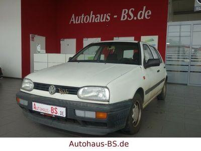 gebraucht VW Golf III Limo 1.9 Diesel,Schiebedach,Tüv 05/20,2Hd
