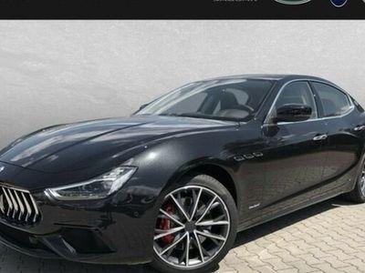 gebraucht Maserati Ghibli Diesel GranSport Automatik ACC