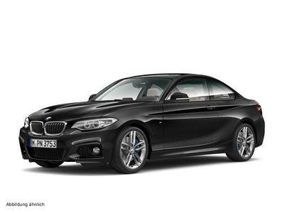 gebraucht BMW 220 d Coupé M Sportpaket HiFi Xenon GSD Tempomat