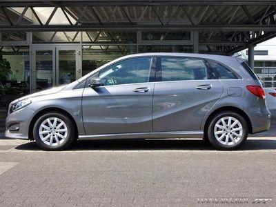 gebraucht Mercedes B180 CDI Style PTC Navi Garmin Vorrüstung Totwinkelass.