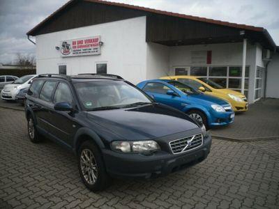 "gebraucht Volvo XC70 2.4 T AWD Cross Country Aut. 17""Zoll ALU"
