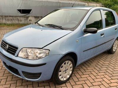 gebraucht Fiat Punto 1.2 Benzin Euro 4
