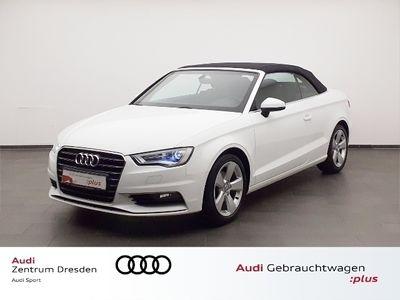 gebraucht Audi A3 Cabriolet 1.4 TFSI Ambition/XENON-Plus