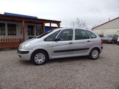 gebraucht Citroën Xsara Picasso 1.6 Exclusive