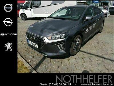 gebraucht Hyundai Ioniq Premium Hybrid 1 Navi Leder Keyless e-sitz als Limousine in Rottweil