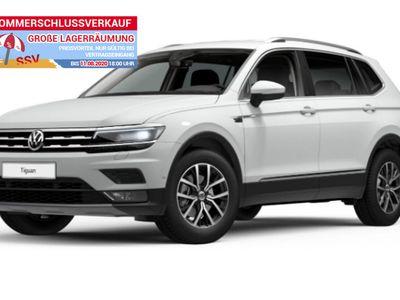 gebraucht VW Tiguan Allspace 1.5 TSI CL LED Nav in Kehl