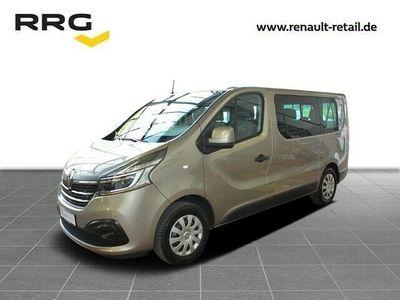 gebraucht Renault Trafic Combi L1H1 3,0t Life 9-Sitze