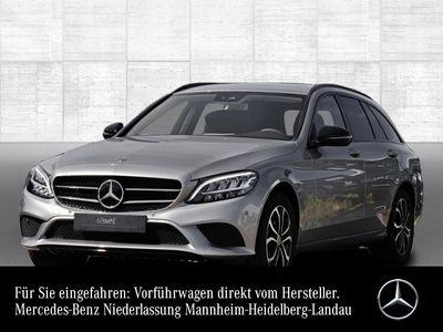gebraucht Mercedes C200 T Avantgarde LED NAVI Kamera Night-Paket