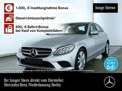 gebraucht Mercedes C200 d Avantgarde LED Kamera Spurhalt-Ass SpurPak