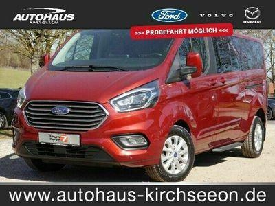 gebraucht Ford Custom Tourneo2.0 TDCi 320 L2 Titanium EURO 6d-TE Bluetooth