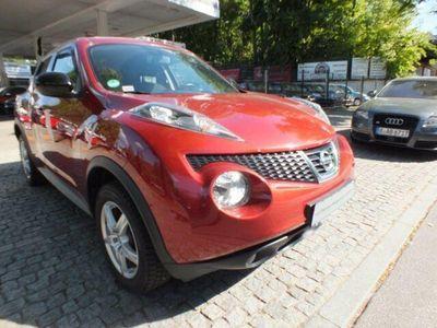 used Nissan Juke n-tec