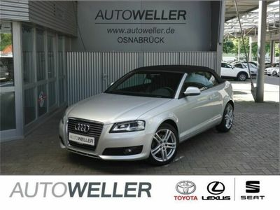 gebraucht Audi A3 Cabriolet 1.8 TFSI S tronic Attraction